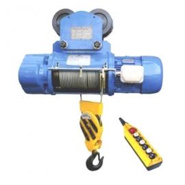Тельфер электрический с тележкой TM-1S